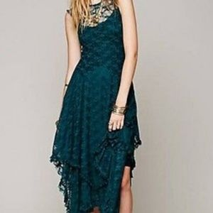 Free People French Courtship Slip dress